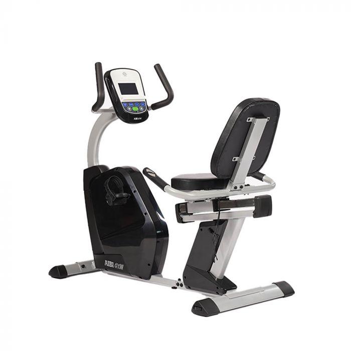 AIBI Gym Recumbent B-165R sideview