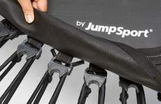 Jumpsport AB-JS350F Foldable Fitness Trampoline euro cord