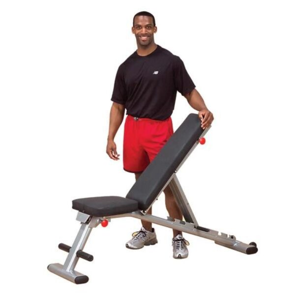 Body Solid Folding Multi Bench