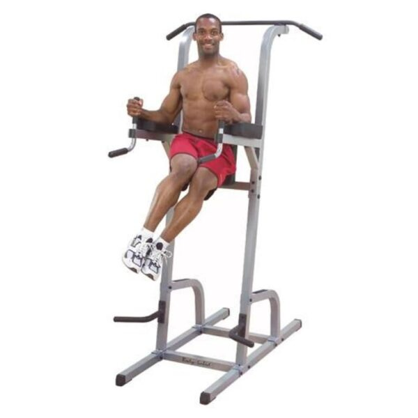 Body Solid Vertical Knee Raise, Dip, Pull Up