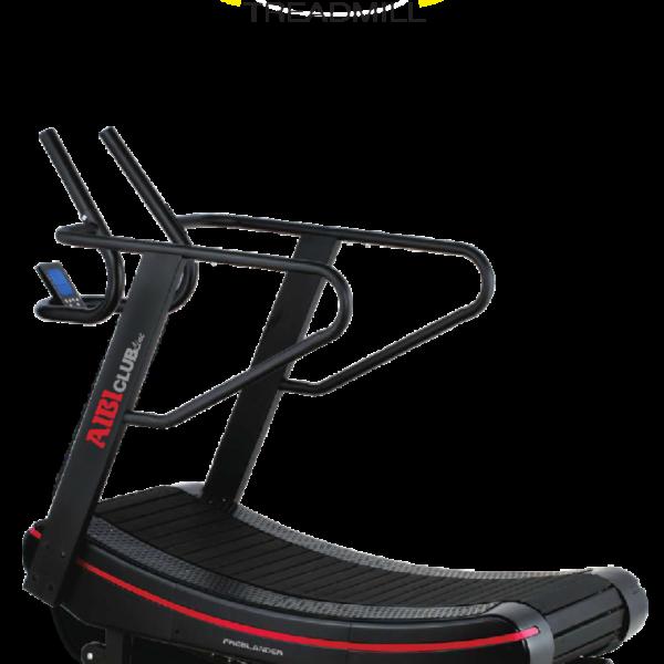 AIBI Clubline Curve Treadmill