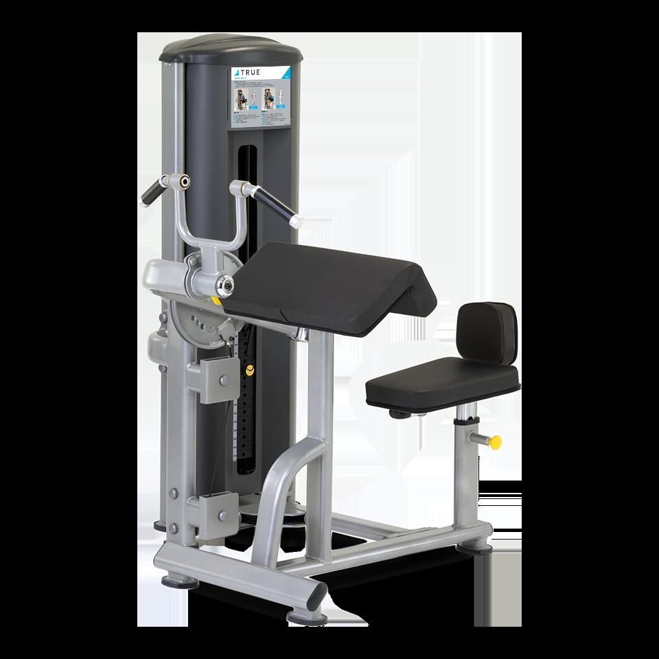 TRUE FS-56 Fitness Line Biceps & Triceps