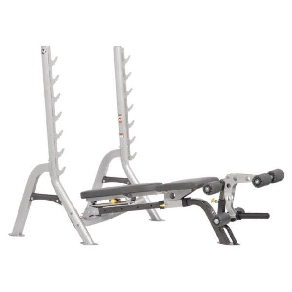 Hoist Fold-Up Olympic Combo Bench HF-4170
