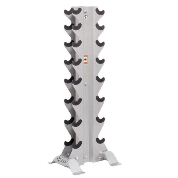 HF-4460 8 Pair Vertical Dumbbel Rack