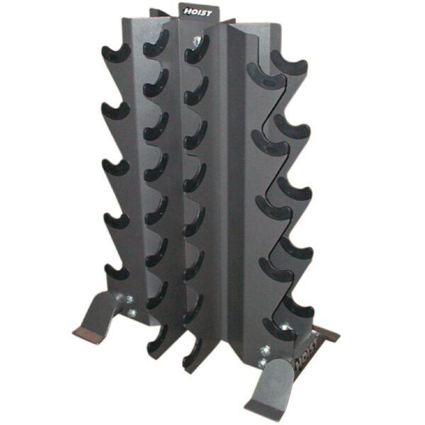 HF-4480 4-Sided Vertical Dumbbel Rack