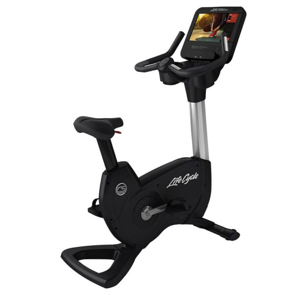 LifeFitness Platinum Club Series Upright LifeCycle® Exercise Bike
