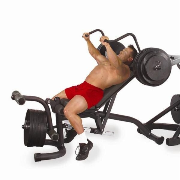 Olympic Leverage Flat Incline Decline Bench