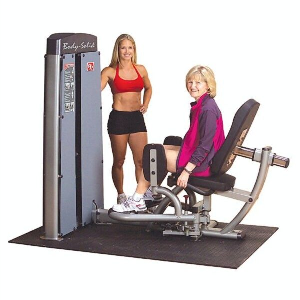 Pro Dual Inner and Outer Thigh Machine