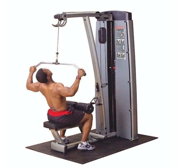 Pro Dual Lat and Mid Row Machine
