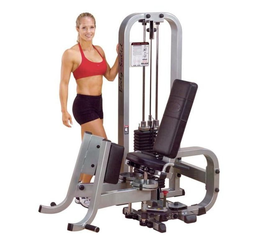 ProClubLine Inner or Outer Thigh Machine