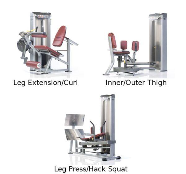 Proformance Plus Multi Stations (Lower Body)