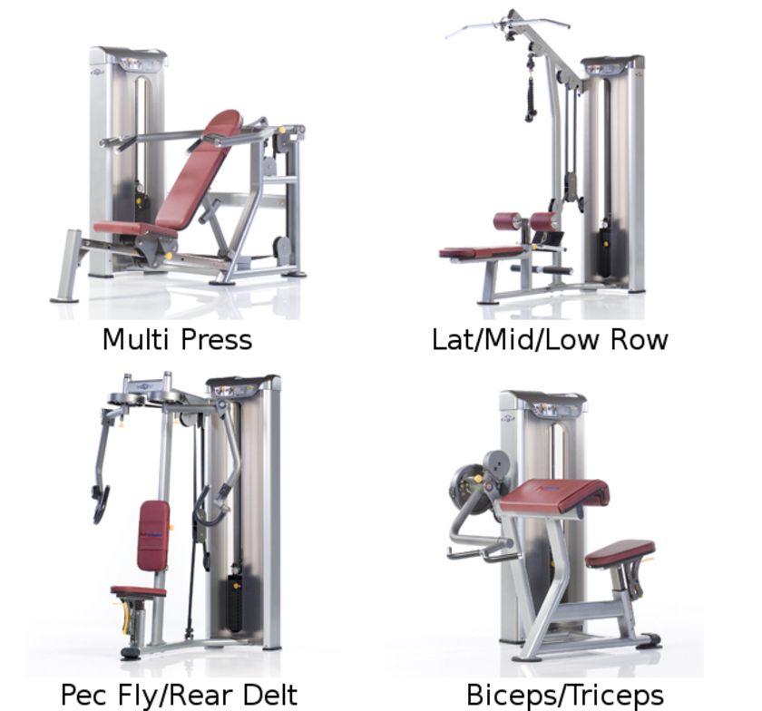 Proformance Plus Multi Stations (Upper Body)