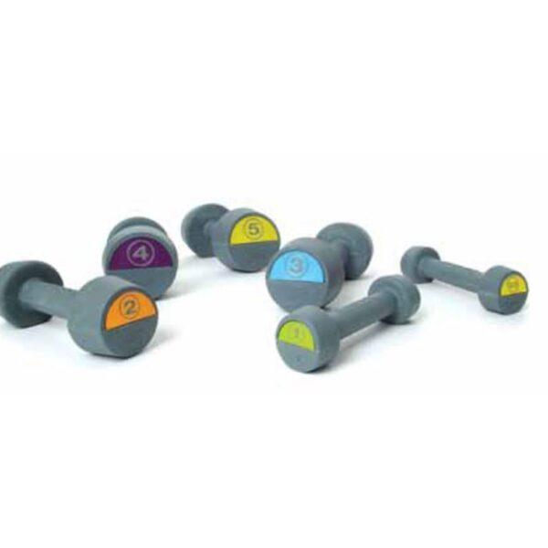 Reebok Rubber Handweights