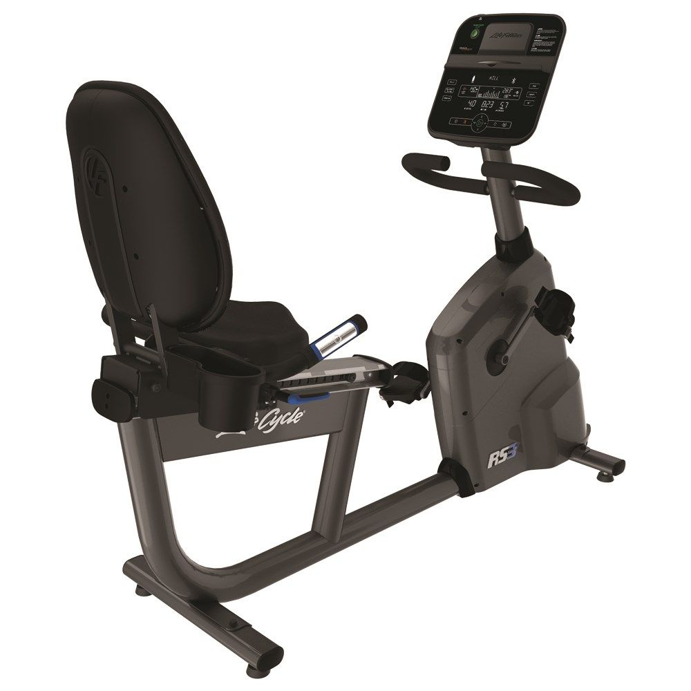 Lifefitness RS3 Recumbent Bike