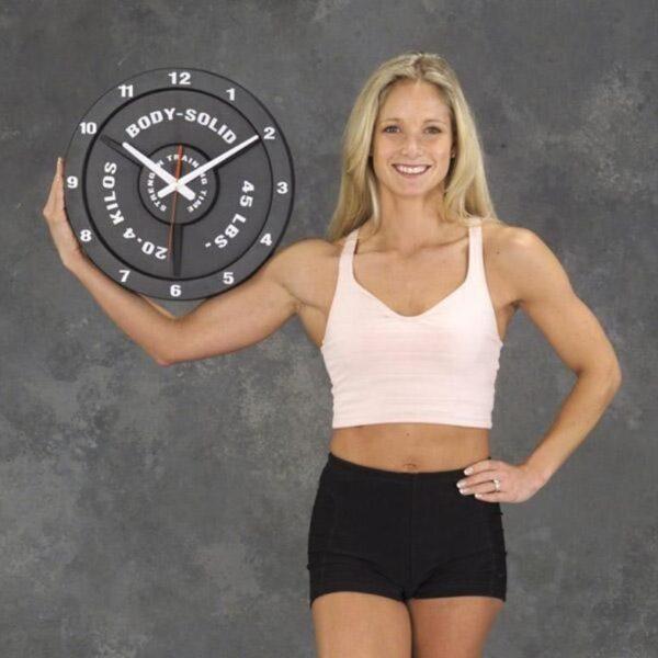 Strength Training Time Clock