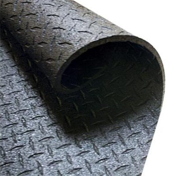 SuperMat - Protective Rubber Flooring