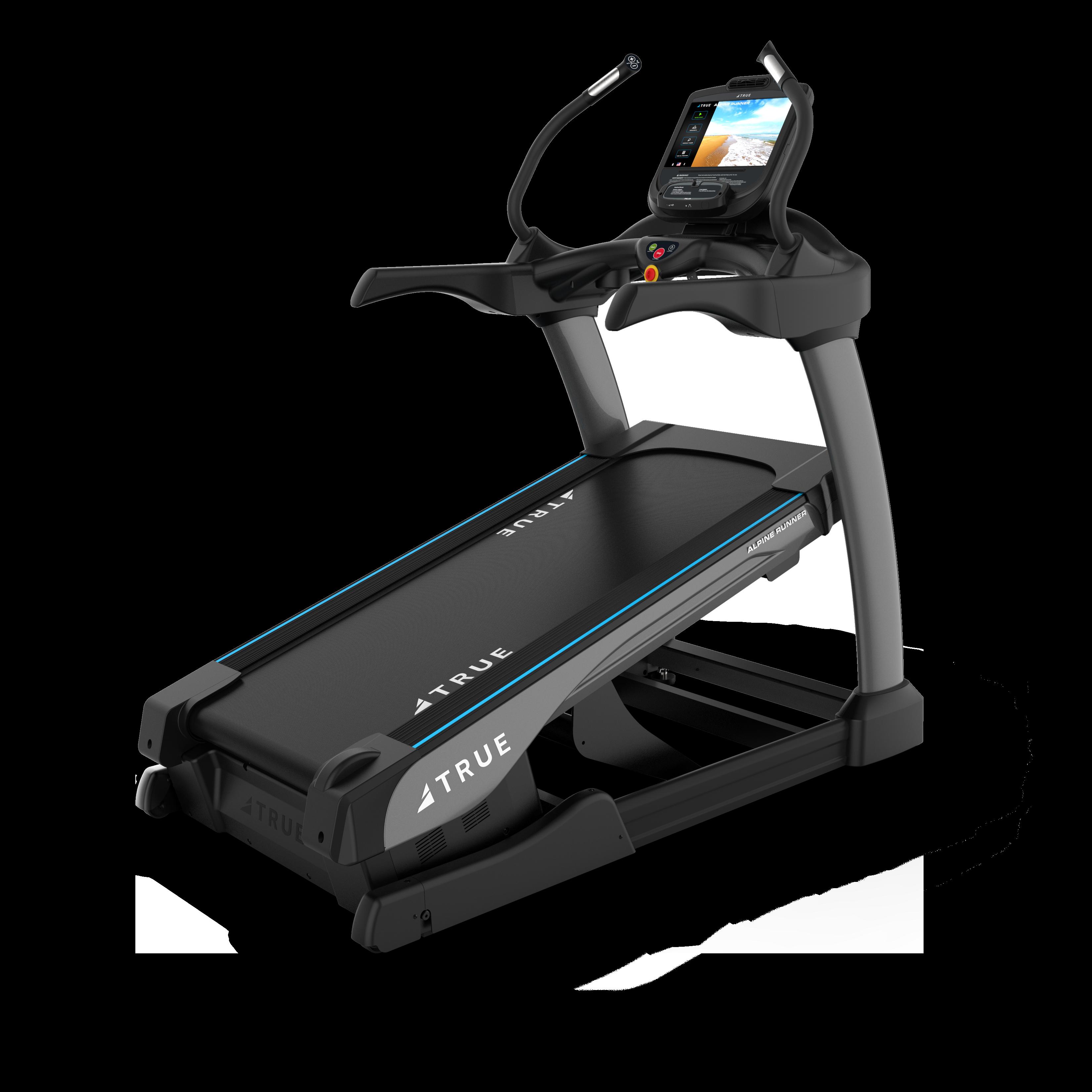 TRUE TI1000 Alpine Runner Incline Trainer