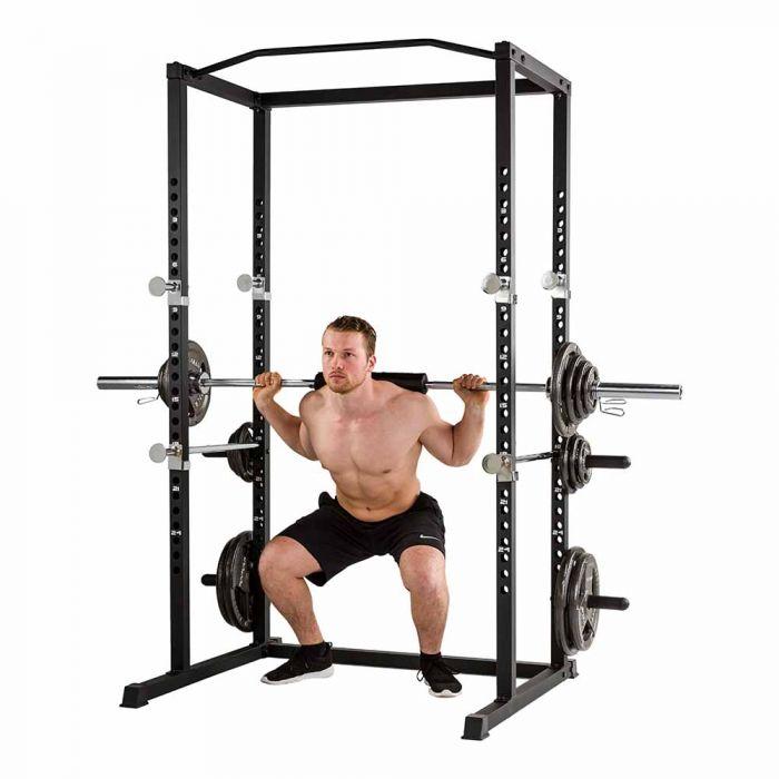 tunturi cross-fit rack wt60 squat