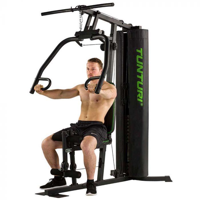 tunturi home gym hg20 demo