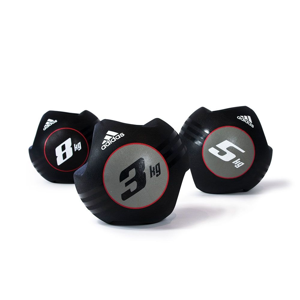 Adidas Medicine Ball with handle