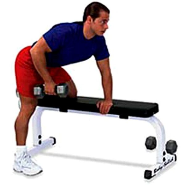 Body Solid Fully Commercial Flat Bench WFB 350