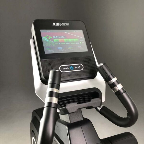AIBI Gym Elliptical Machine E350 console