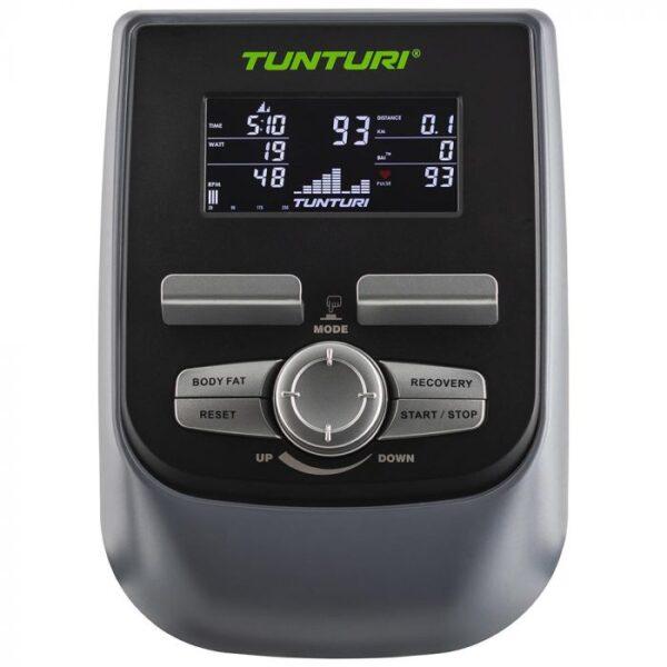 Tunturi TU-E50 exercise bike console