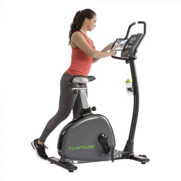 Tunturi exercise bike tu-e60 model demo