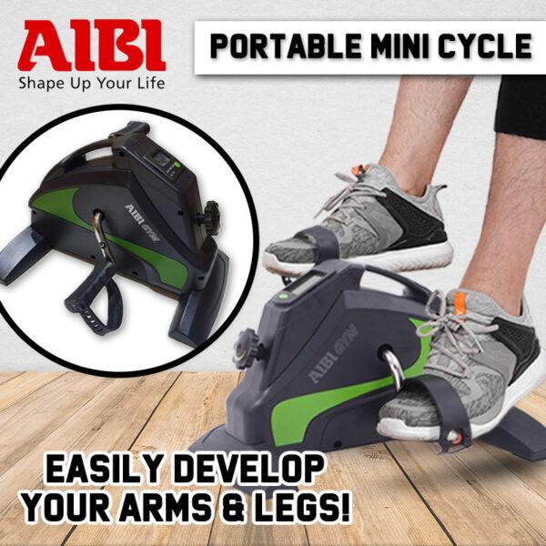 AIBI Mini Cycle AB-B106 demo