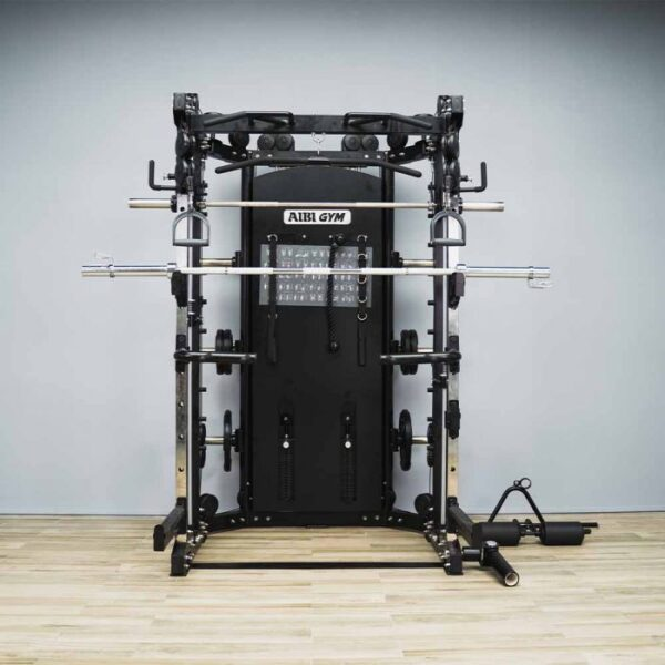AIBI gym multi functional trainer ab-mft3 front view