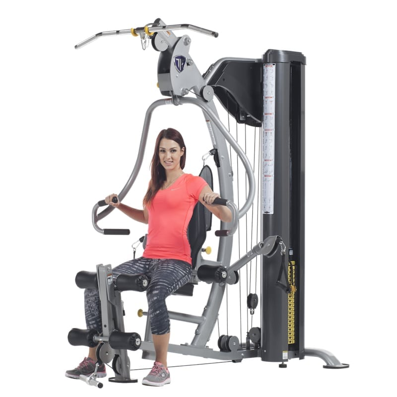 TuffStuff atx-225R Classic Home Gym chest press