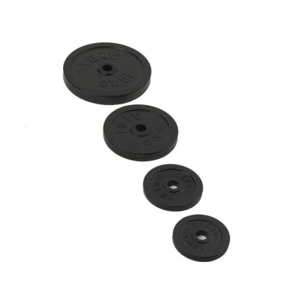 aibi rubber coated weight plate