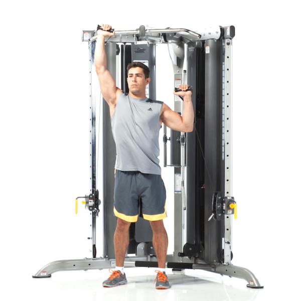 tuffstuff cxt200 multi functional trainer Shoulder-Press