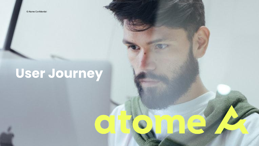 Atome front cover